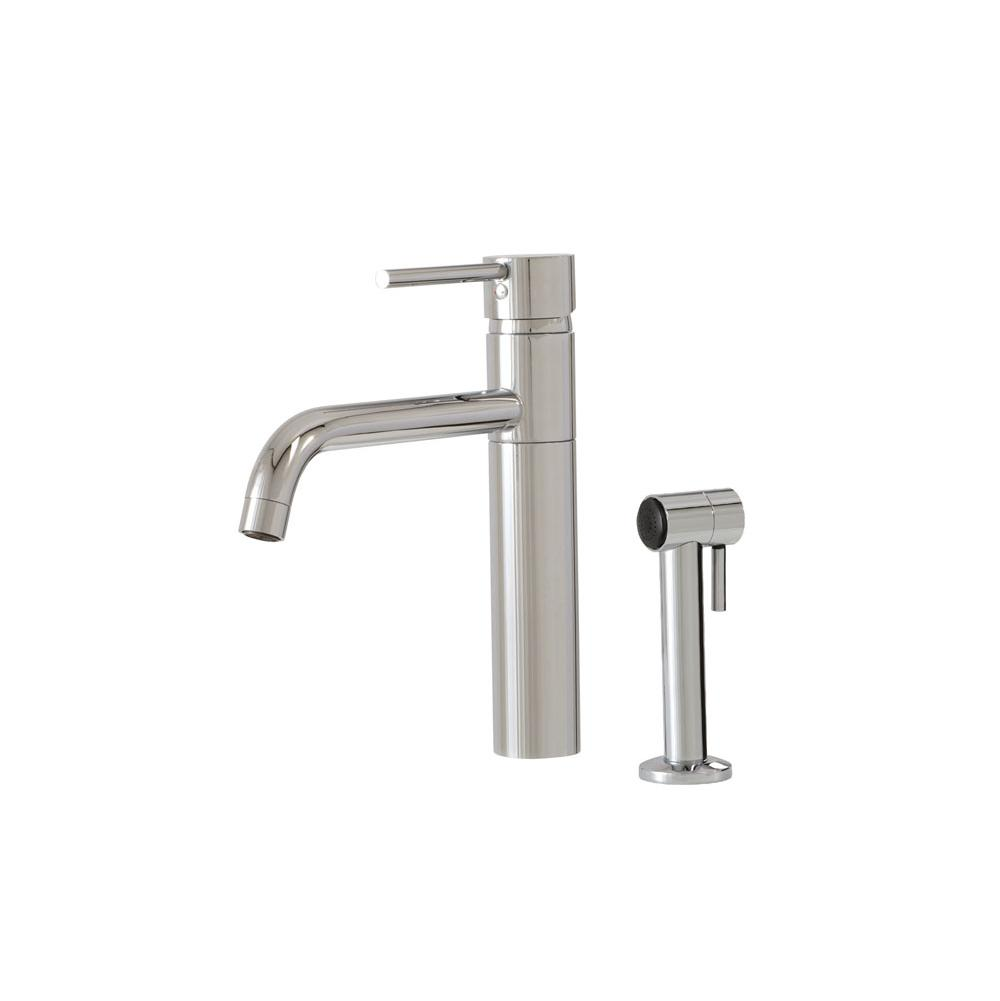Aquabrass Single Hole Kitchen Faucets item ABFK1102S210