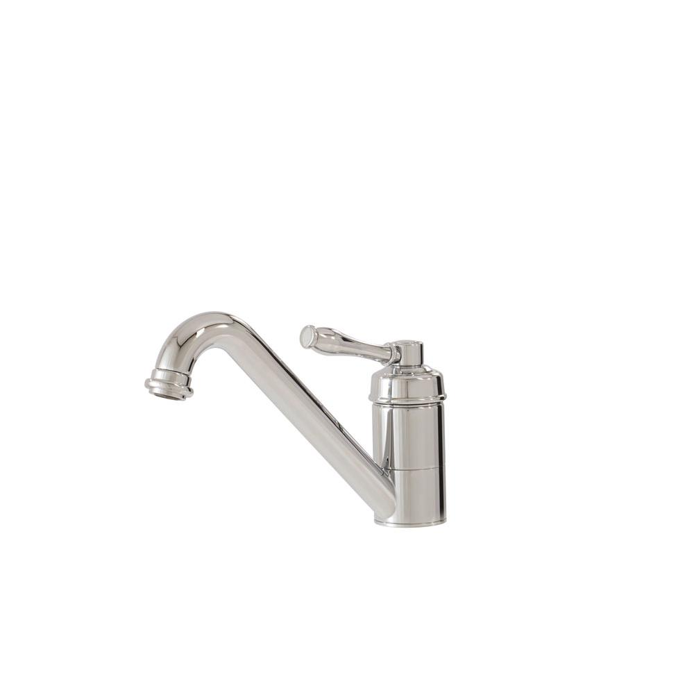 Aquabrass Single Hole Kitchen Faucets item ABFK1103N345