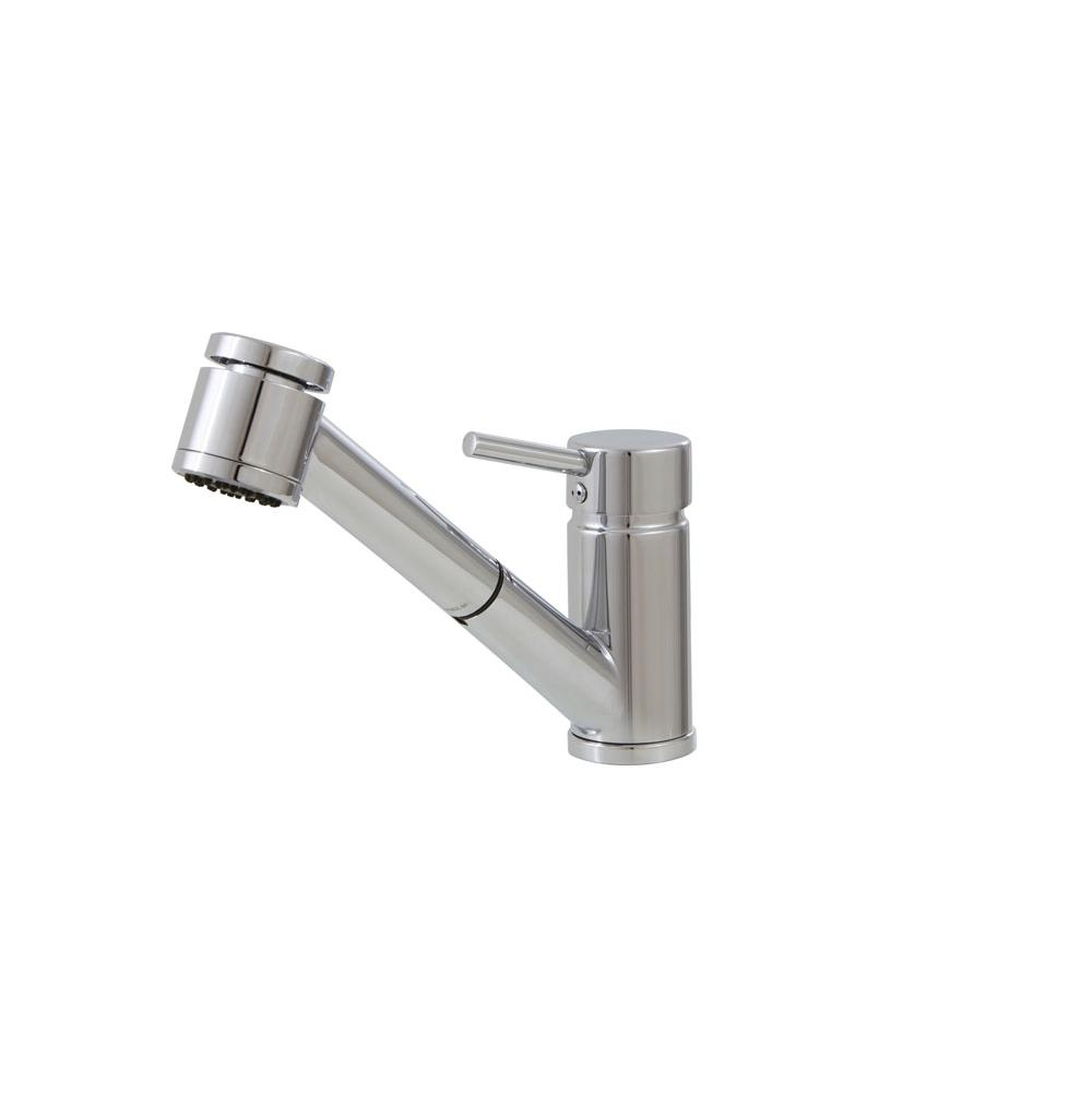 Aquabrass Pull Out Faucet Kitchen Faucets item ABFK20343200