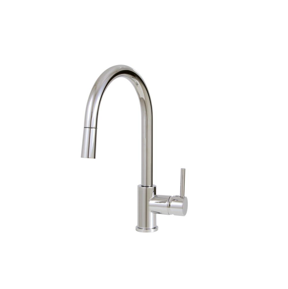 Aquabrass Pull Down Faucet Kitchen Faucets item ABFK3345N435