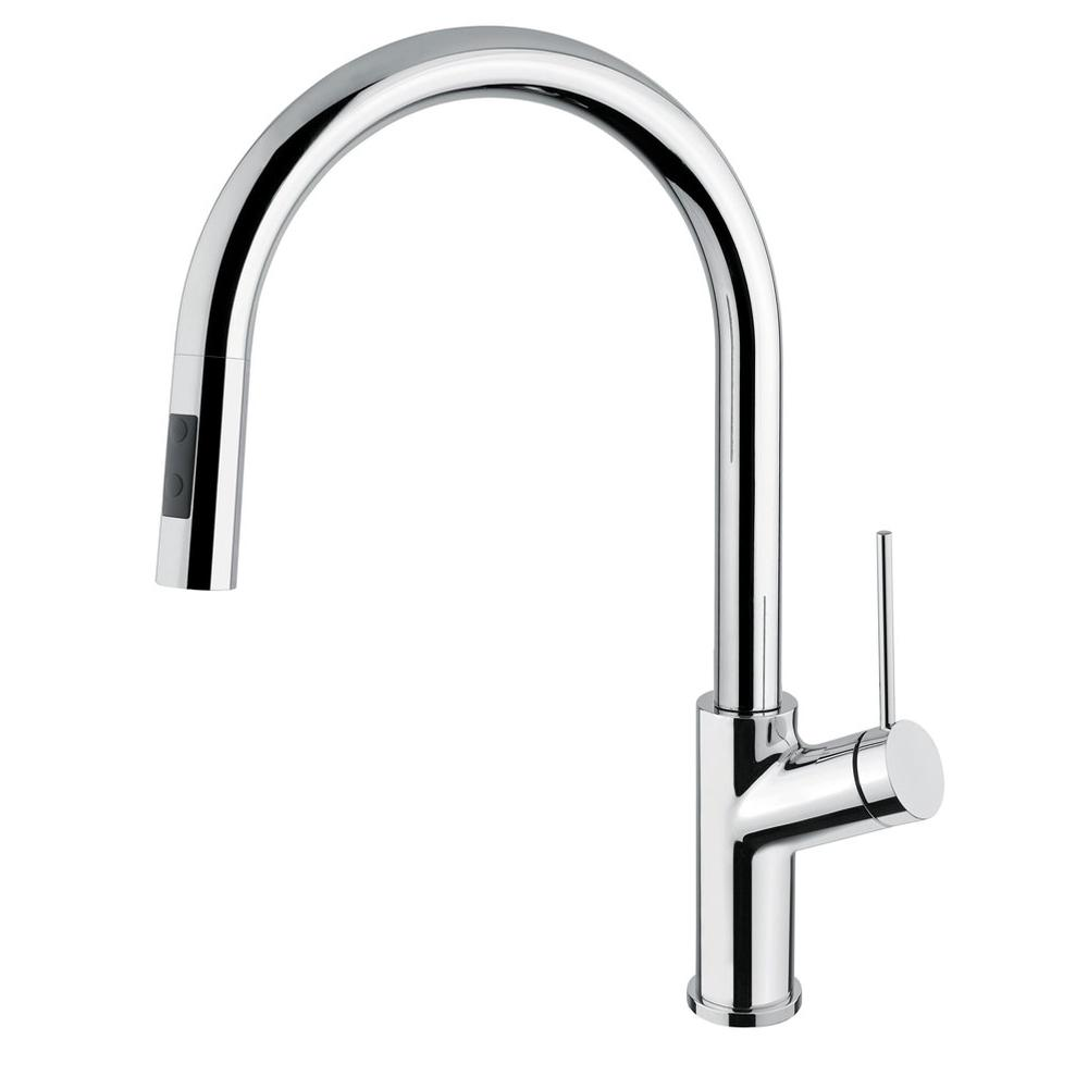 Aquabrass Pull Down Faucet Kitchen Faucets item ABFK6245N110
