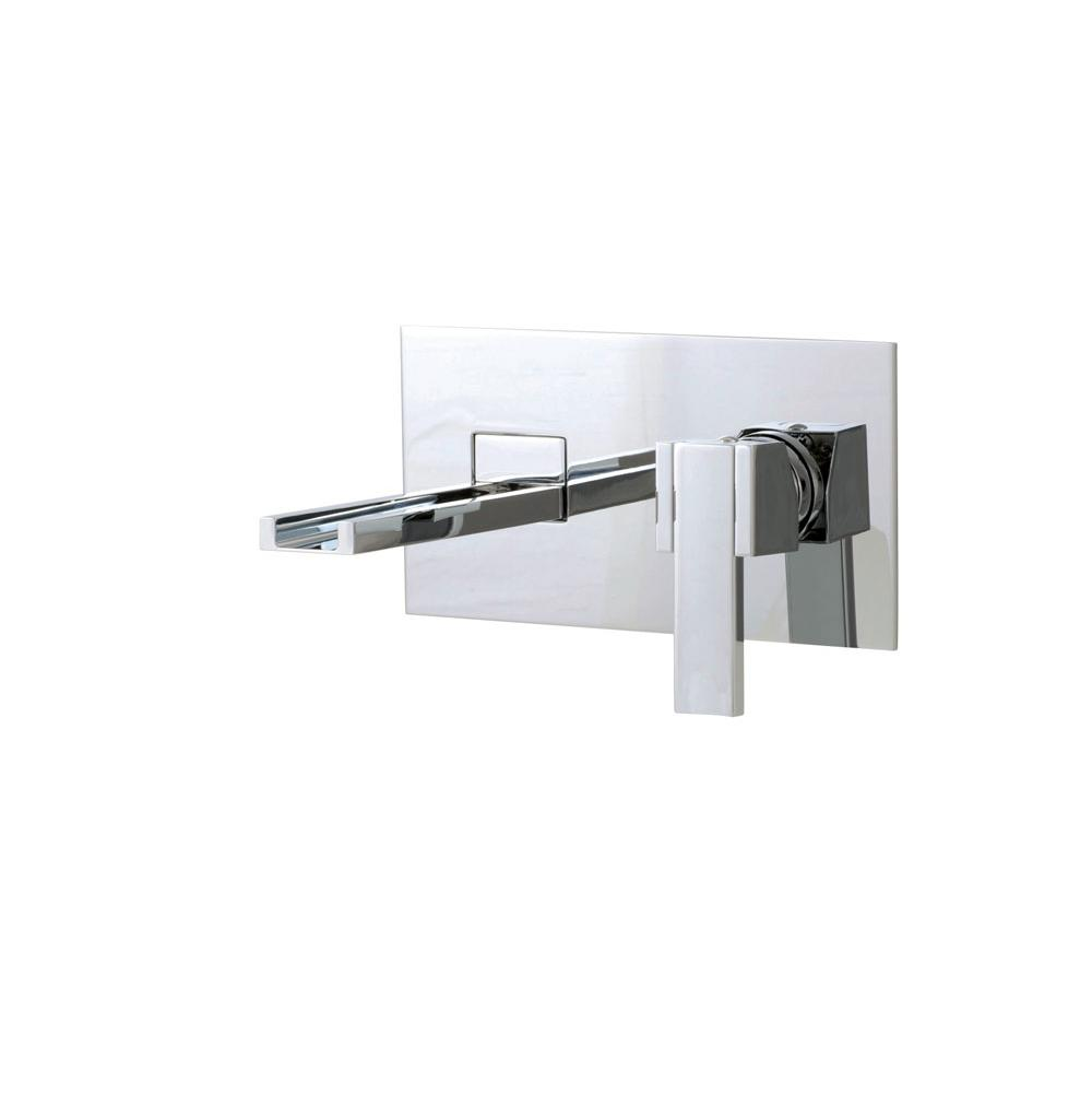 Aquabrass Wall Mounted Bathroom Sink Faucets item ABFB77329215