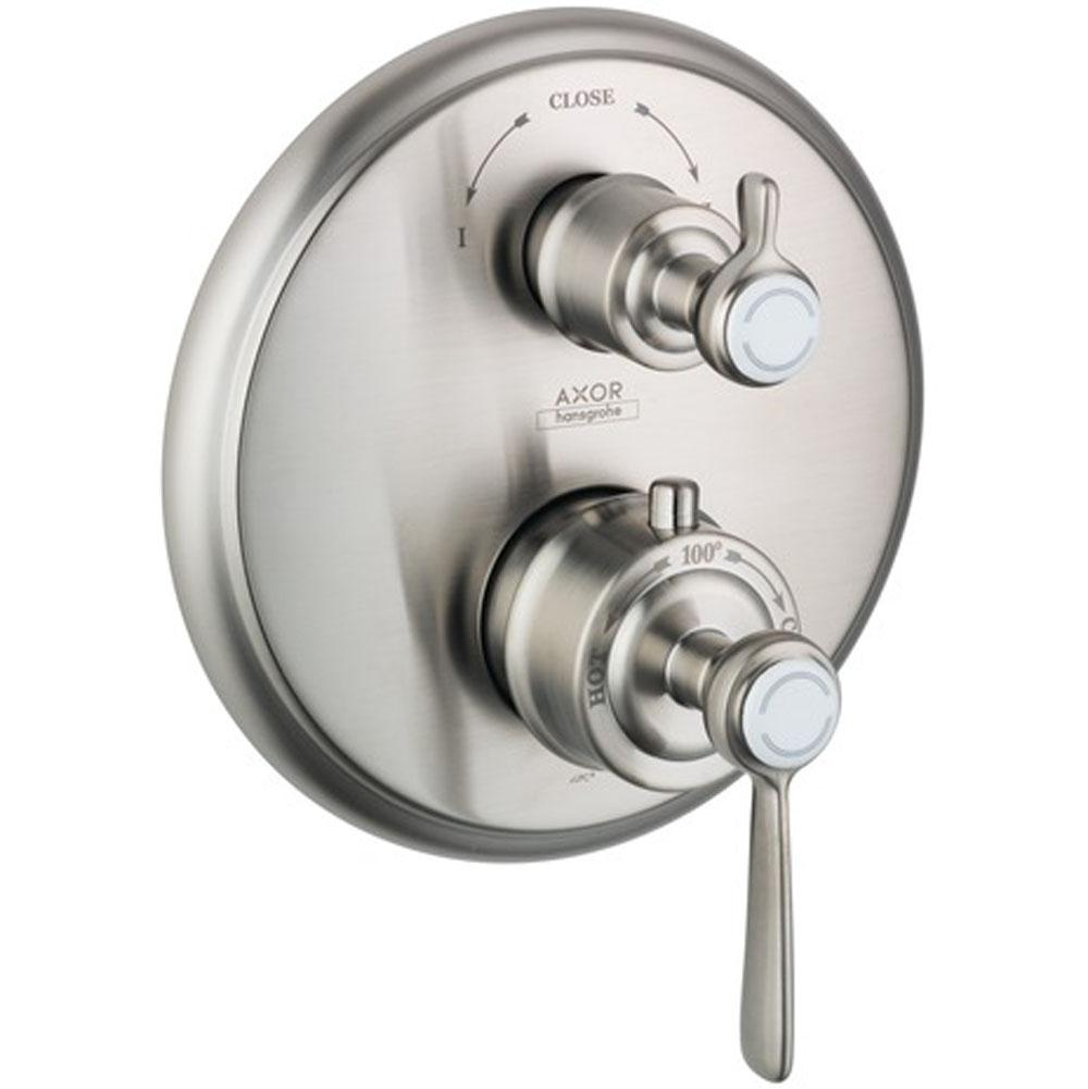 Axor 16873831 Montreux Volume Control Trim Polished Nickel Hansgrohe