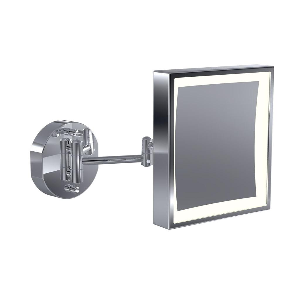 Baci Remcraft Magnifying Mirrors Bathroom Accessories item BJR-20-SN