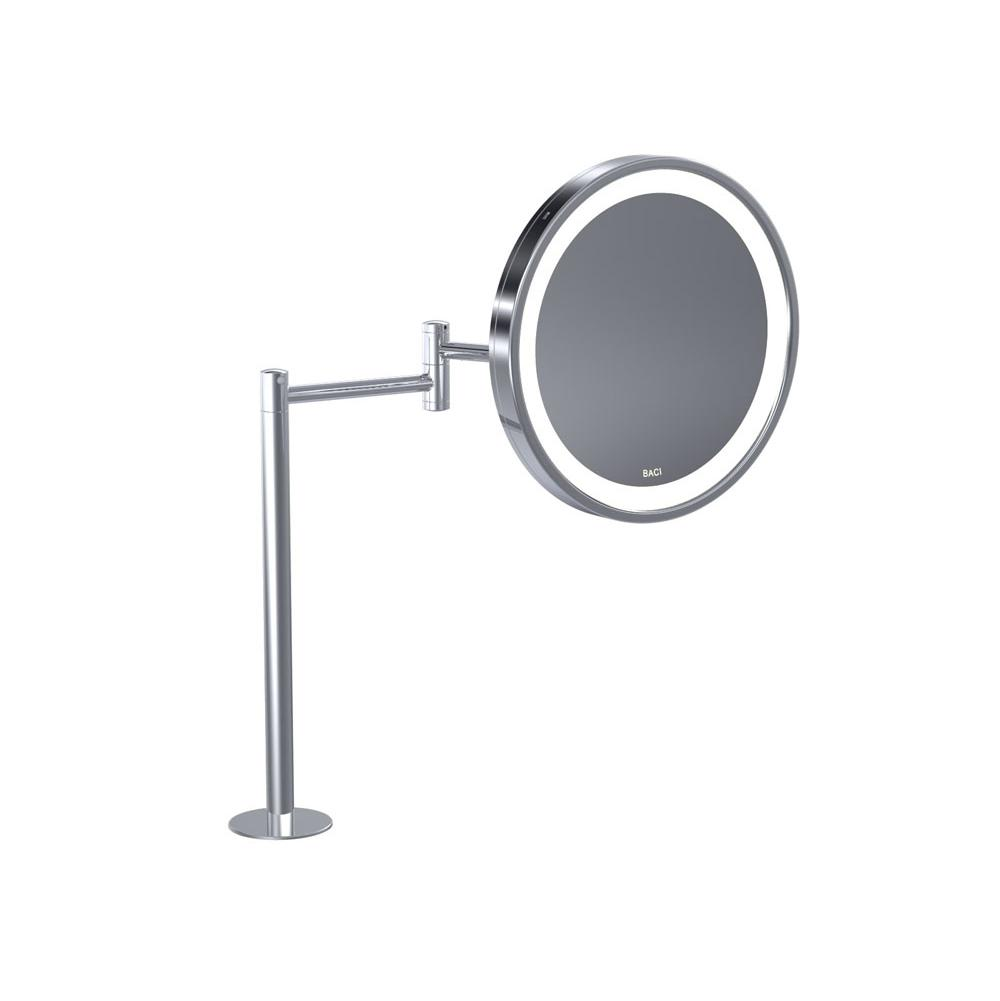 Baci Remcraft Magnifying Mirrors Bathroom Accessories item BSR-319-SN