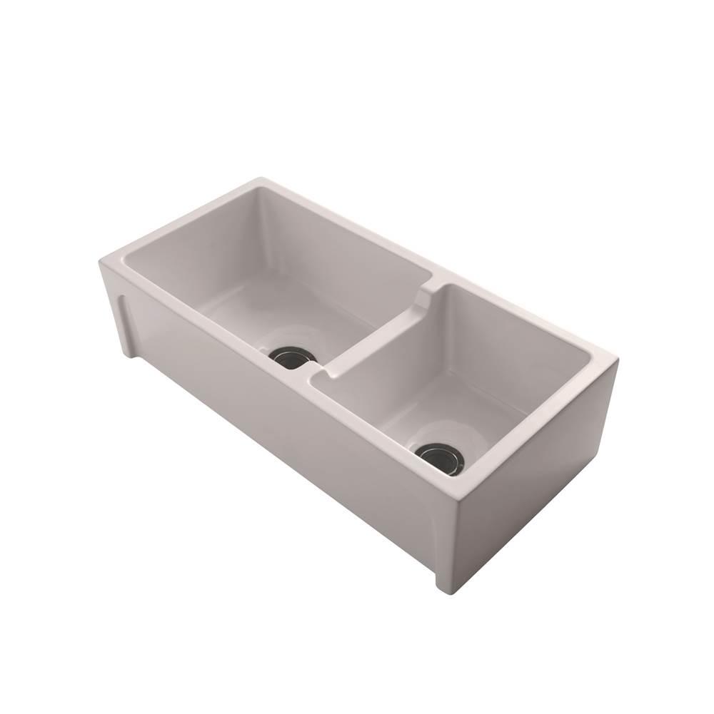 Barclay kitchen sinks white russell hardware plumbing hardware barclay farmhouse kitchen sinks item fsdb1554 bq workwithnaturefo