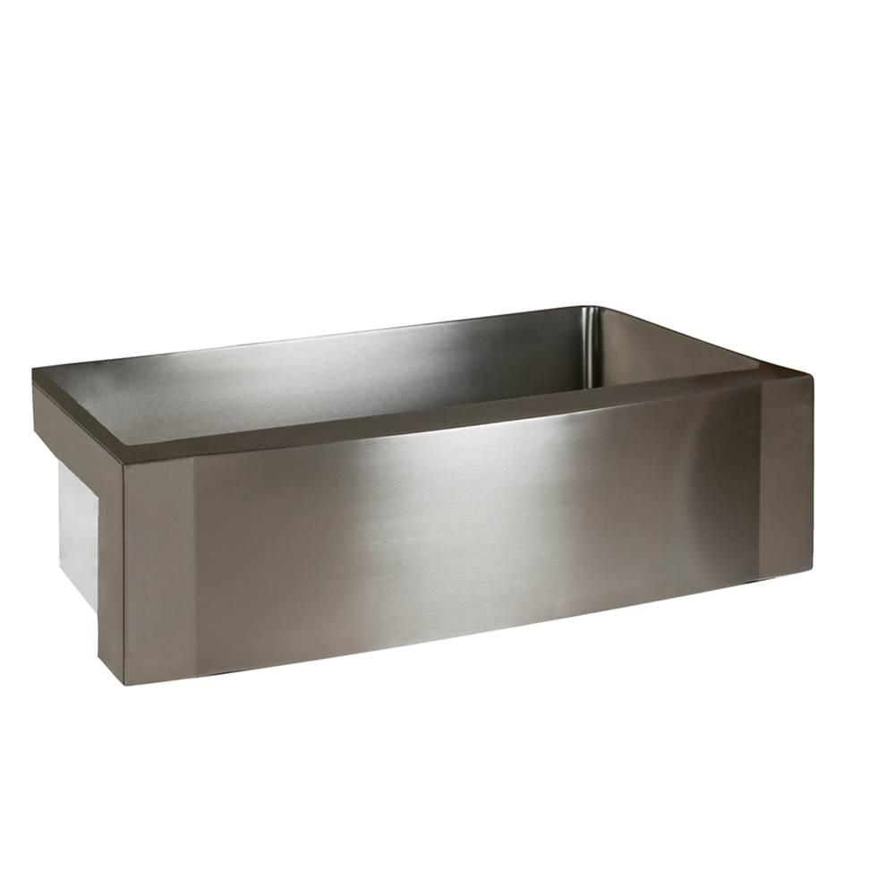 Barclay Farmhouse Kitchen Sinks item FSSSB2038-SS
