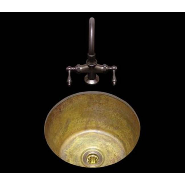 Bates And Bates Undermount Bathroom Sinks item B1414P.35.AB