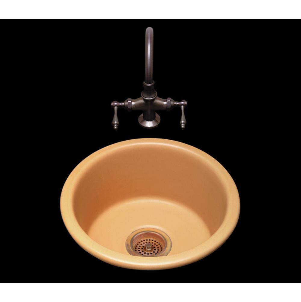 Bates And Bates Undermount Bar Sinks item P1515.U.ST