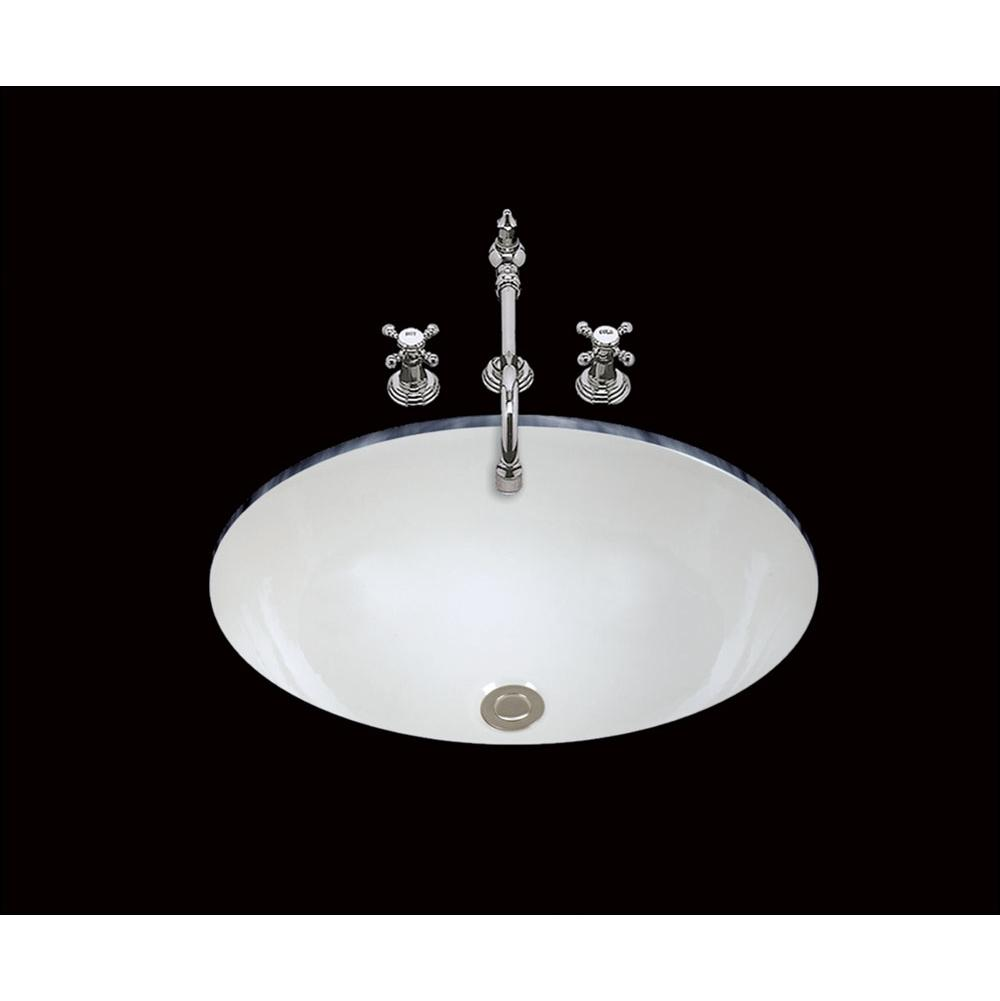 Bates And Bates Undermount Bathroom Sinks item P1618.U.ST