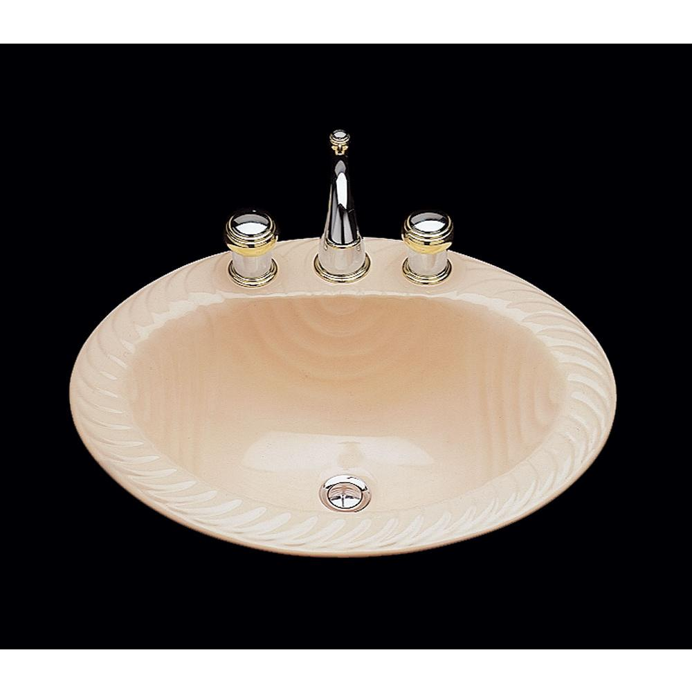 Bates And Bates Drop In Bathroom Sinks item P1821.D2.JC