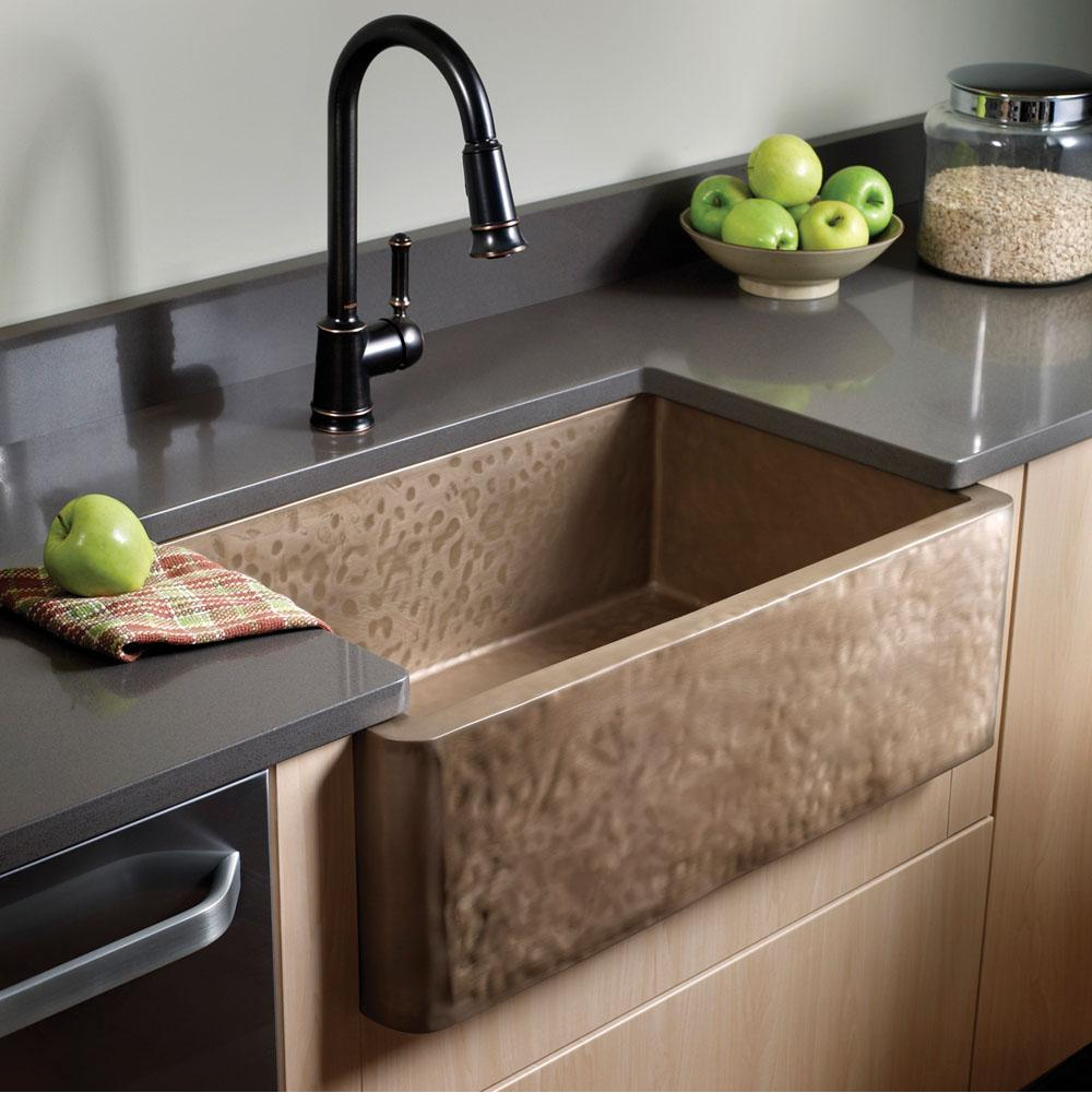 Bates And Bates Farmhouse Kitchen Sinks item Z1830T.MZC