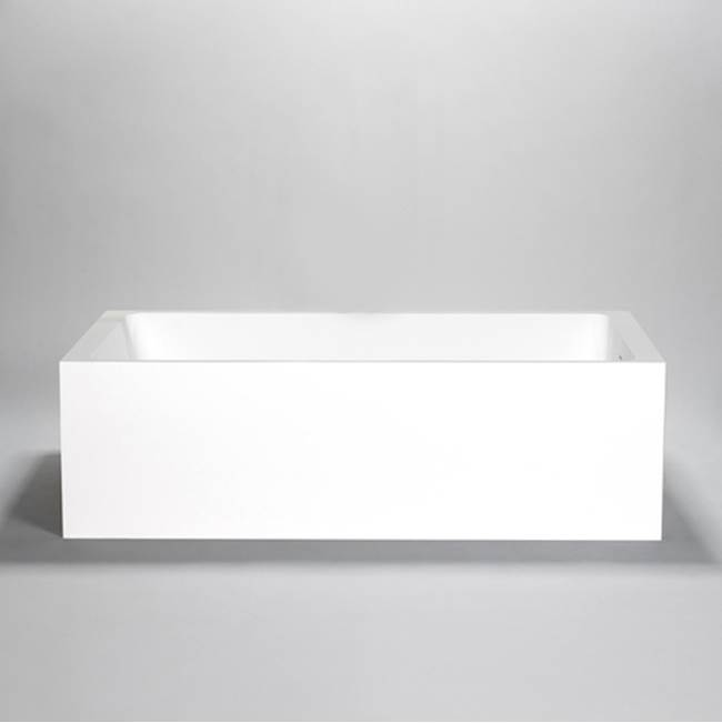 Blu Bathworks Free Standing Soaking Tubs item BT0104-08G