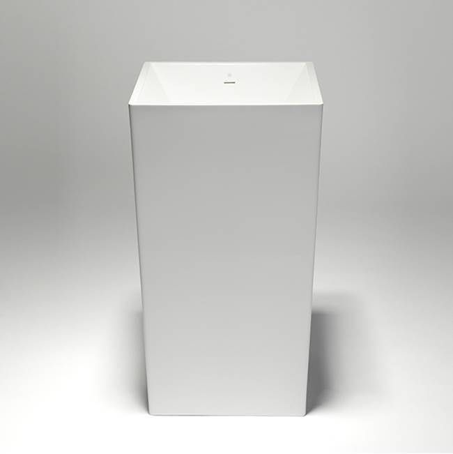 Blu Bathworks  Pedestal Bathroom Sinks item SA0504-50M
