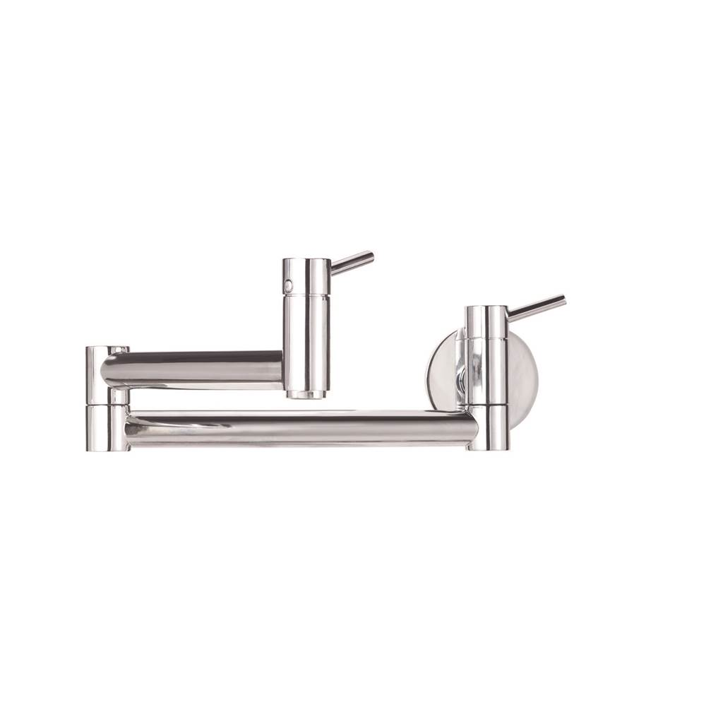 Blanco Wall Mount Pot Filler Faucets item 441194