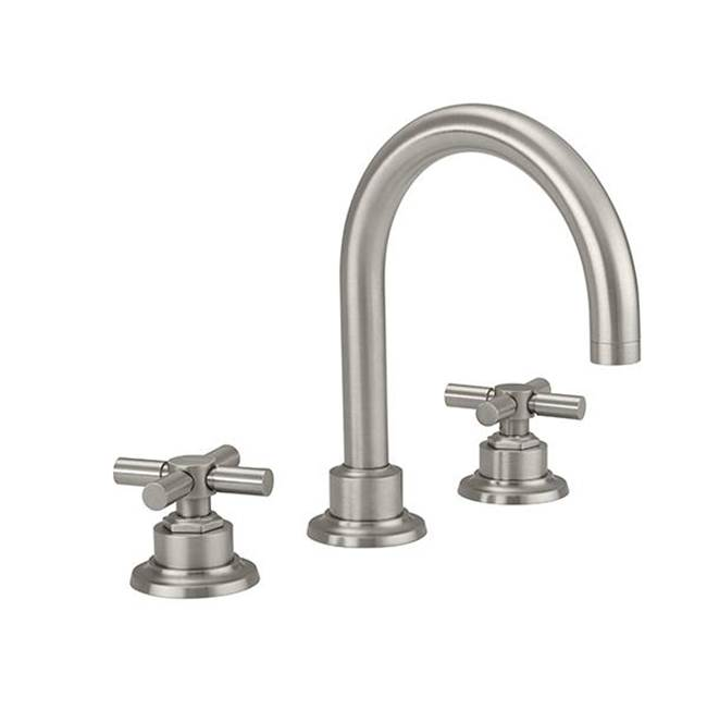 California Faucets Widespread Bathroom Sink Faucets item 3102X-ACF