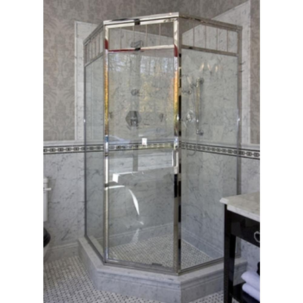 Century Bathworks Neo Angle Shower Doors item B-1669