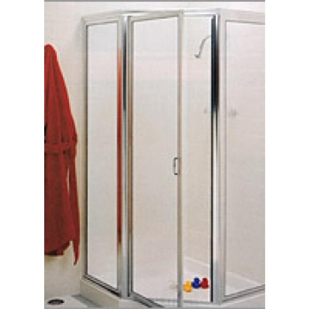 Century Bathworks Neo Angle Shower Enclosures item C-1669
