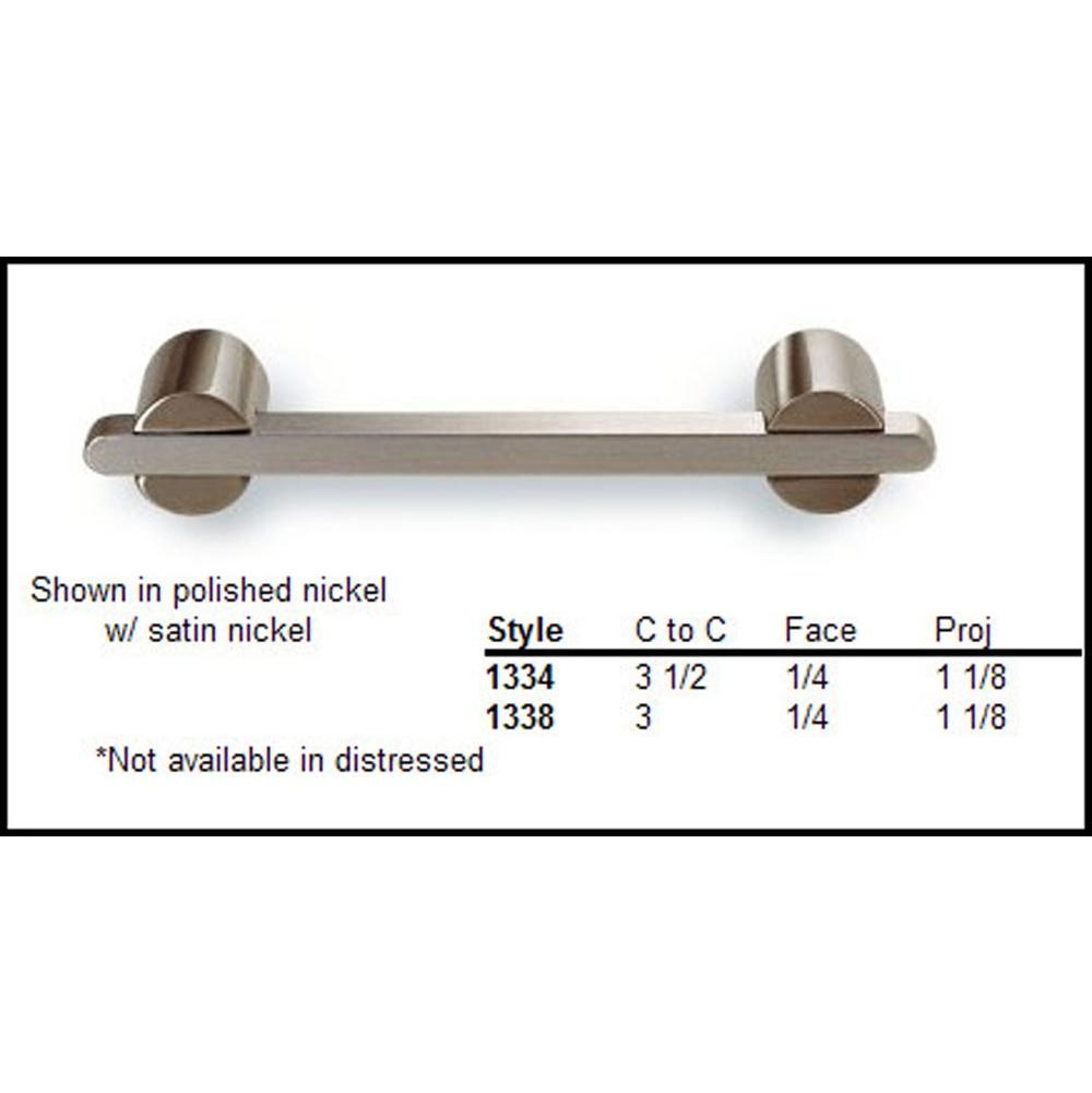 Colonial Bronze  Pulls item 1334-15BX20