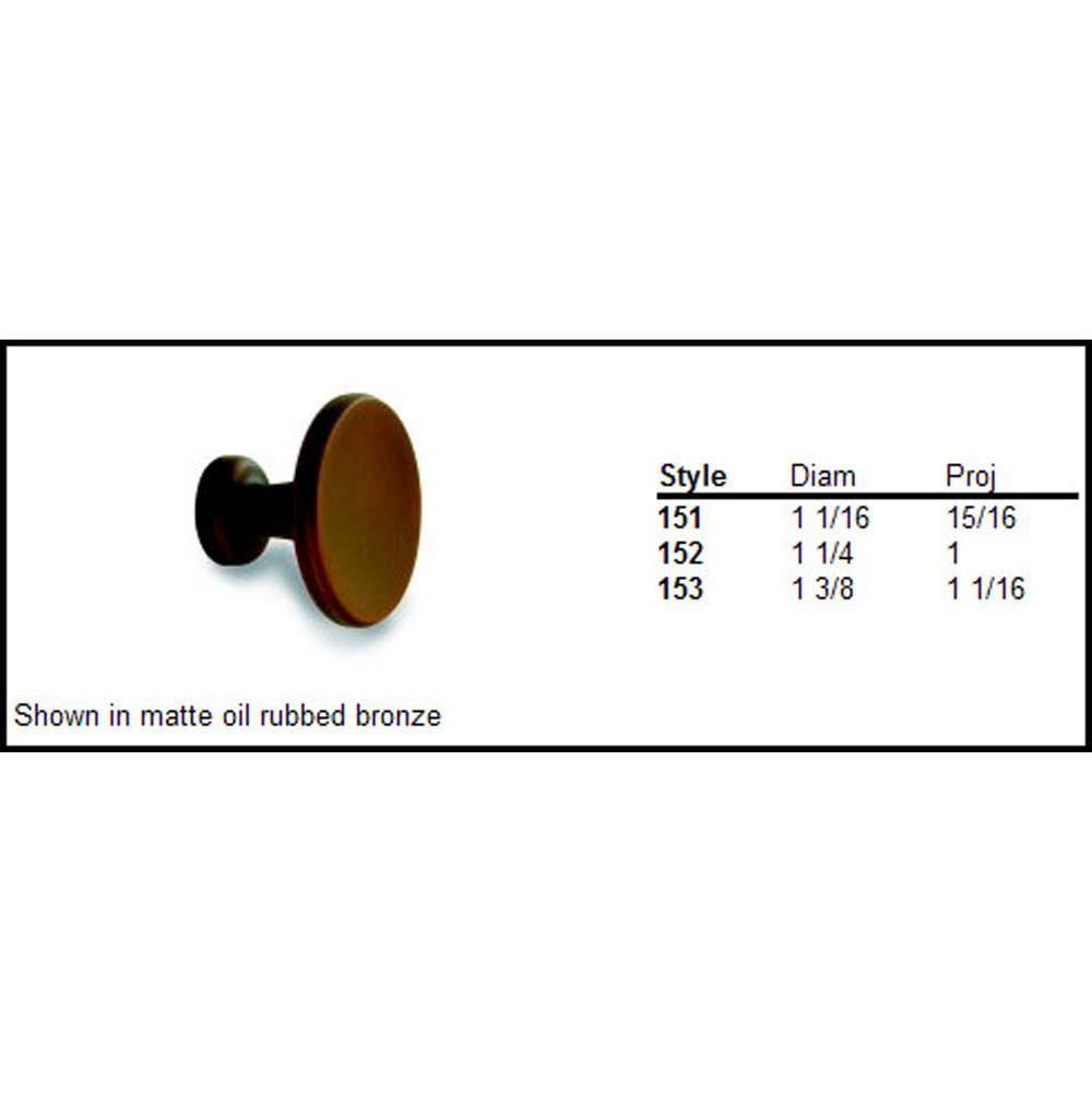 Colonial Bronze  Knobs item 151-D15B