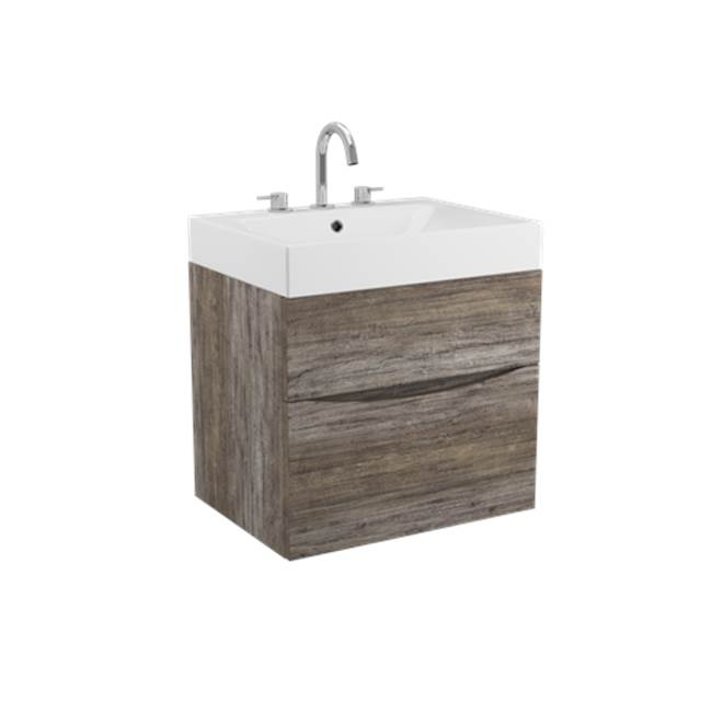 Crosswater London  Vanities item US-PRO24DDW+