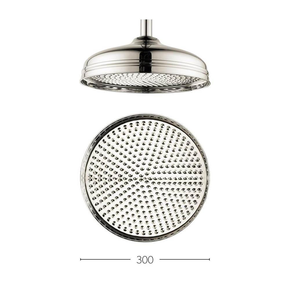 Crosswater London Rainshowers Shower Heads item US-FH12N