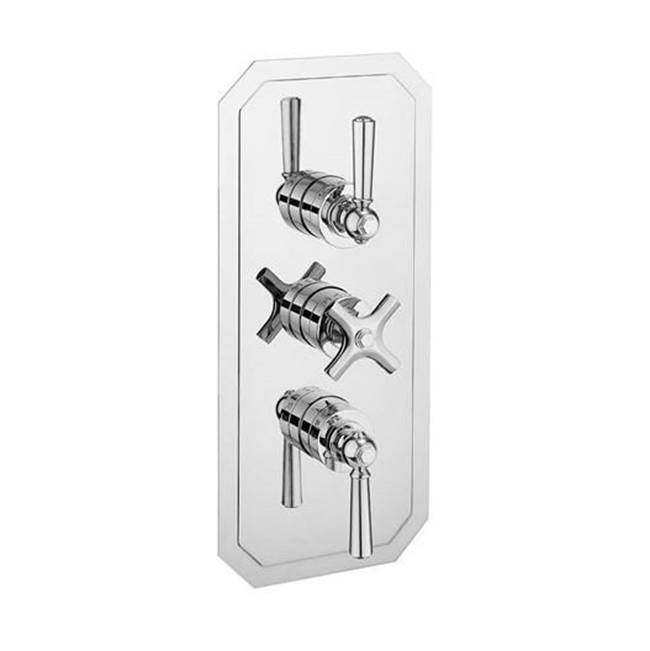 Crosswater London Thermostatic Valve Trim Shower Faucet Trims item US-WF3000RN_NLV