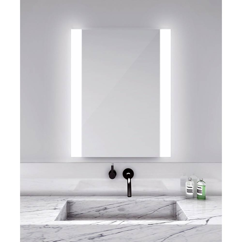 Electric Mirror Electric Lighted Mirrors Mirrors item NOVO4836-DC-K3