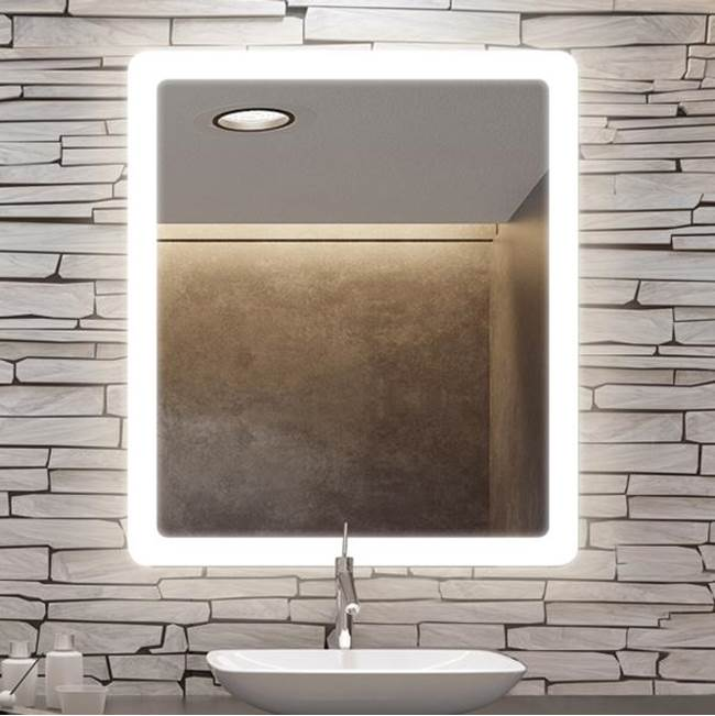 Electric Mirror Electric Lighted Mirrors Mirrors item EYL-3636