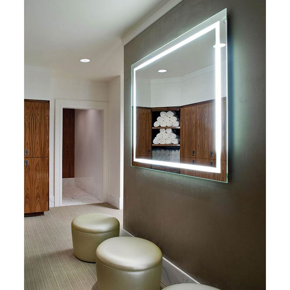 Electric Mirror Electric Lighted Mirrors Mirrors item INT-7242
