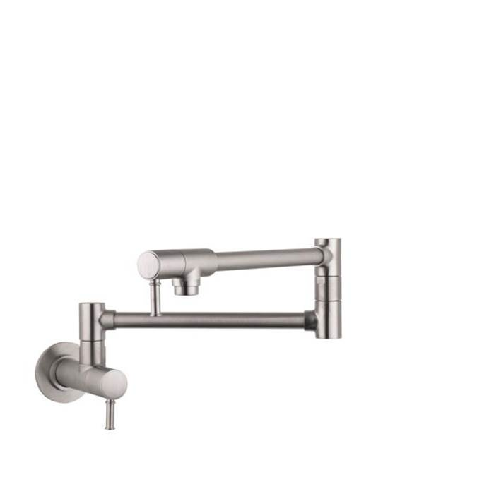 Hansgrohe Wall Mount Pot Filler Faucets item 04218800