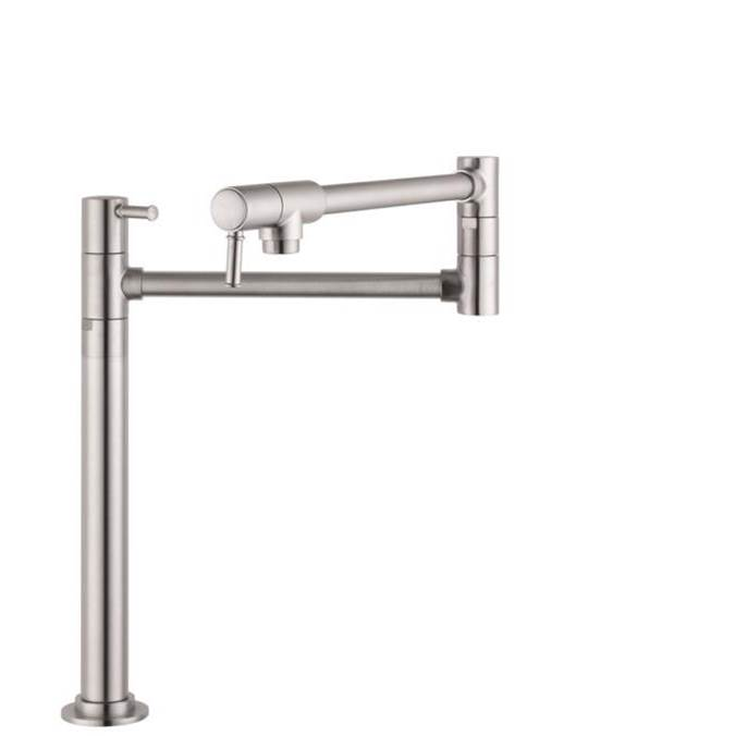 Hansgrohe Deck Mount Pot Filler Faucets item 04219800