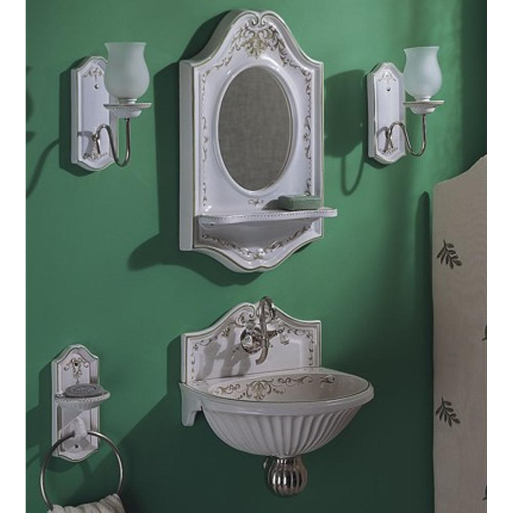 Herbeau Bathroom Lights One Light Vanity | Russell Hardware ...
