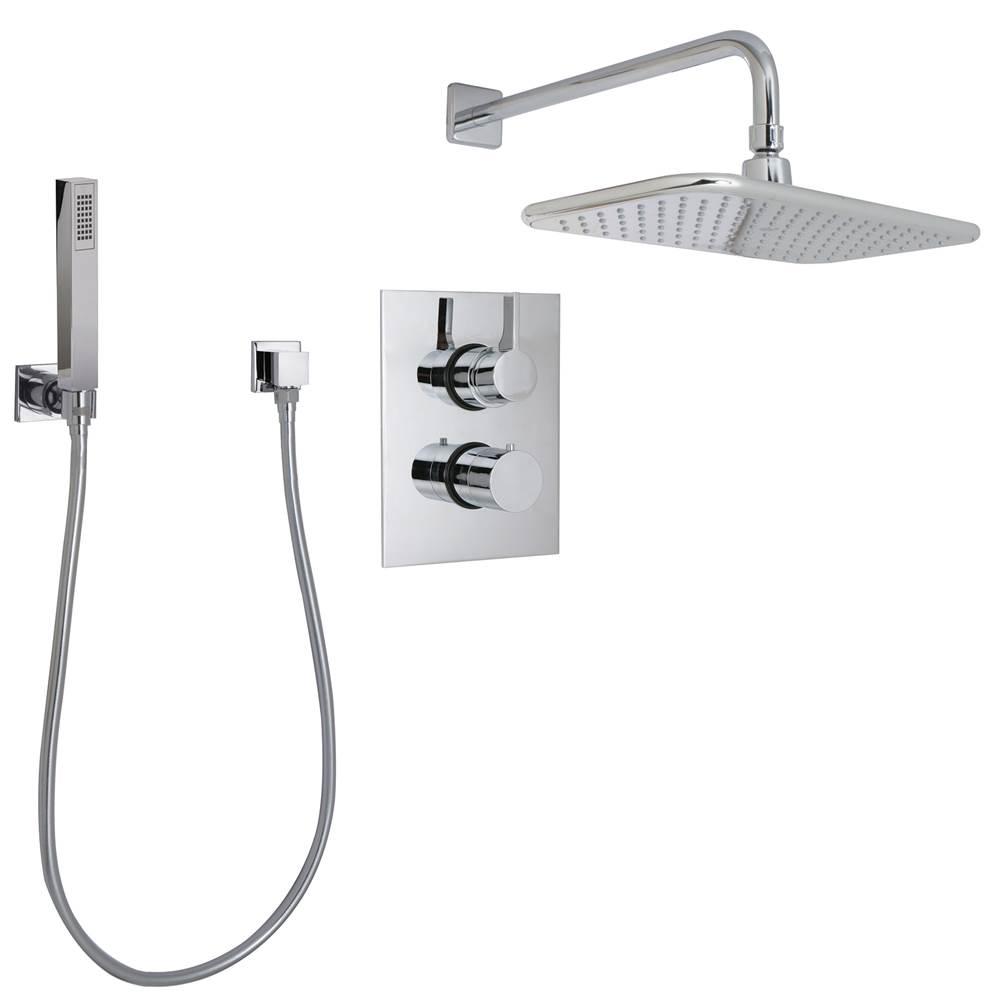 Huntington Brass   S6520301 1   Complete Shower System
