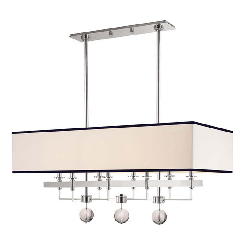 Hudson Valley Lighting Island Lighting Ceiling Lights item 5648-PN