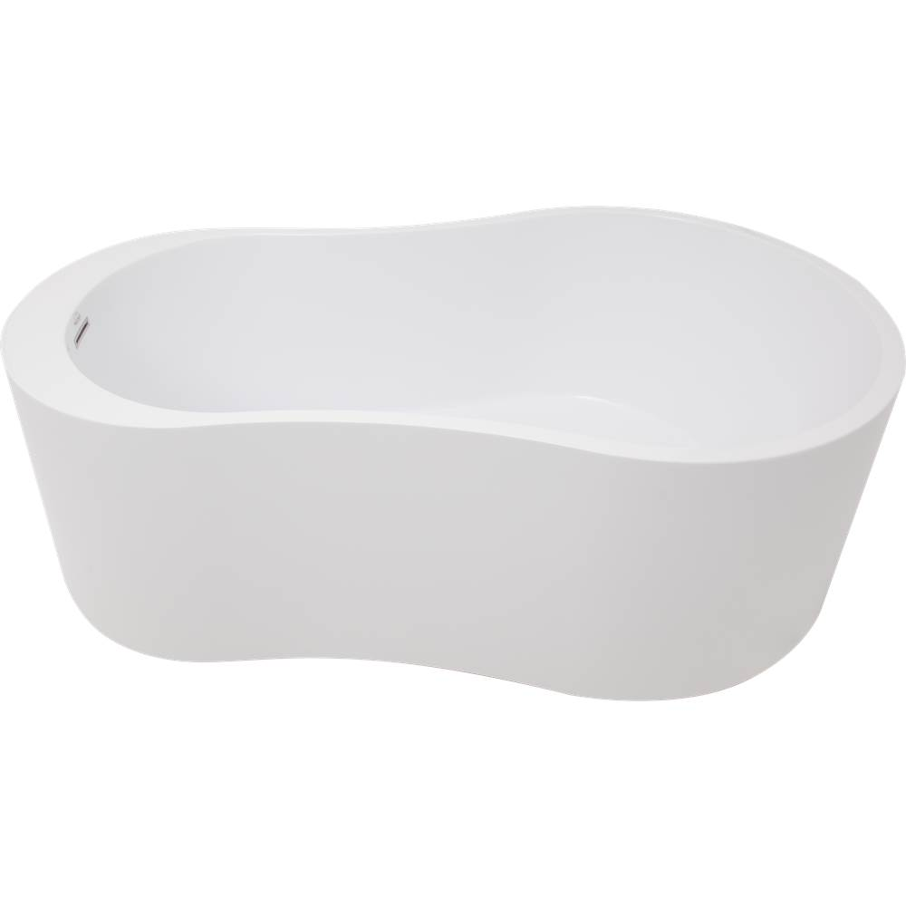 Hydro Systems Drop In Soaking Tubs item ANA6436MTO-WHI