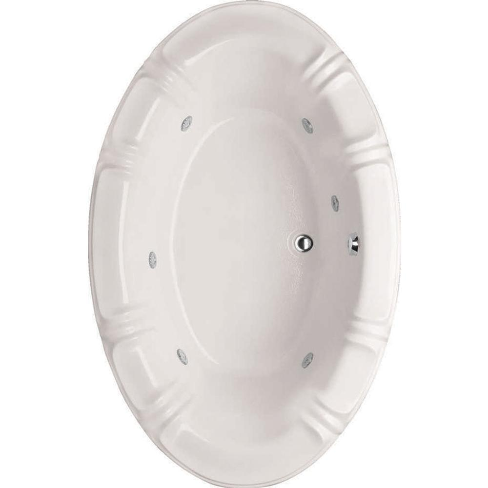 Hydro Systems Drop In Whirlpool Bathtubs item ALY6642AWP-WHI