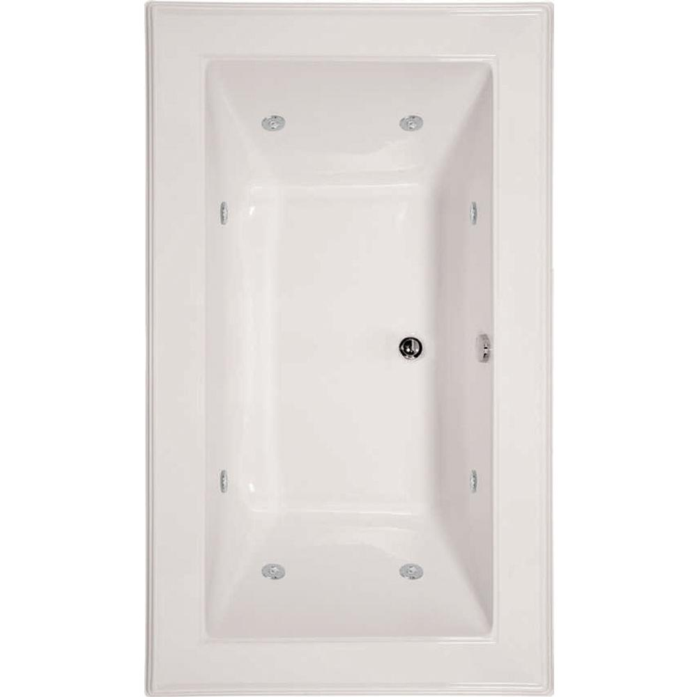 Hydro Systems Drop In Whirlpool Bathtubs item ANG7242AWP-WHI