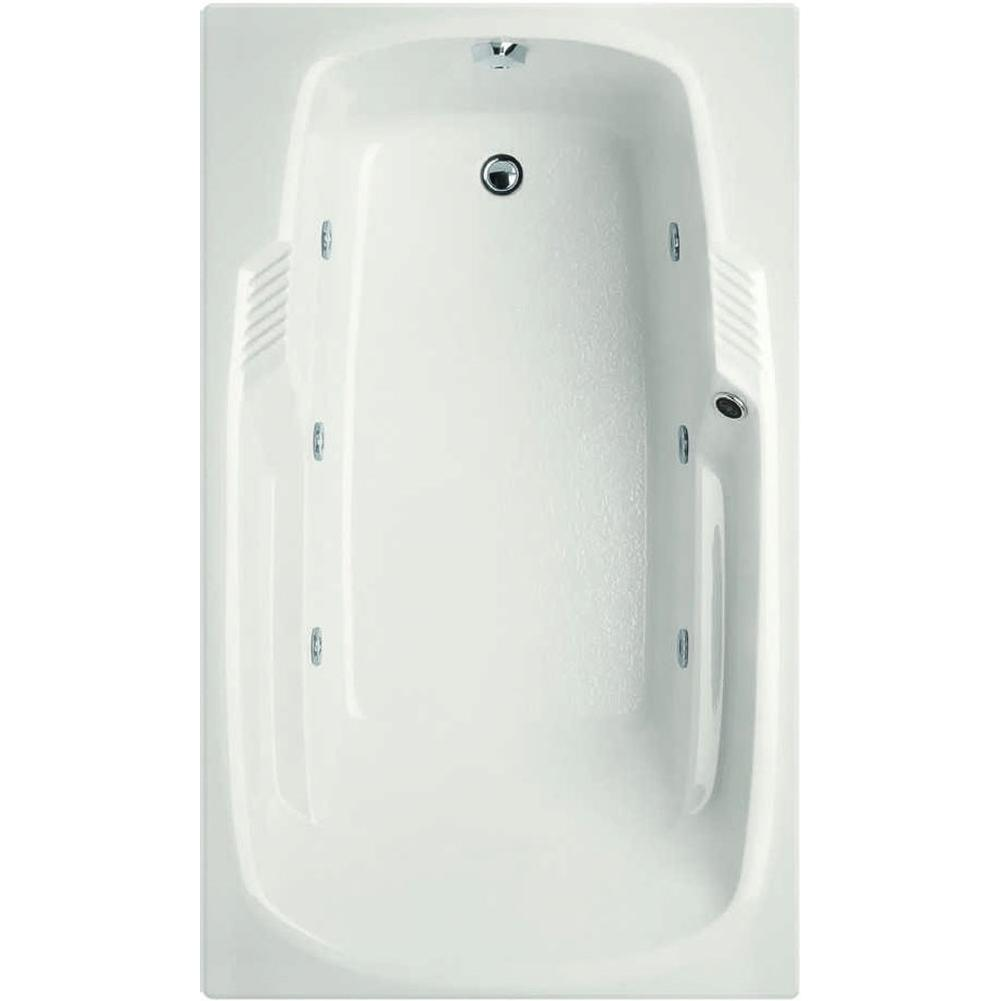 Hydro Systems Drop In Whirlpool Bathtubs item ISA6036AWP-WHI