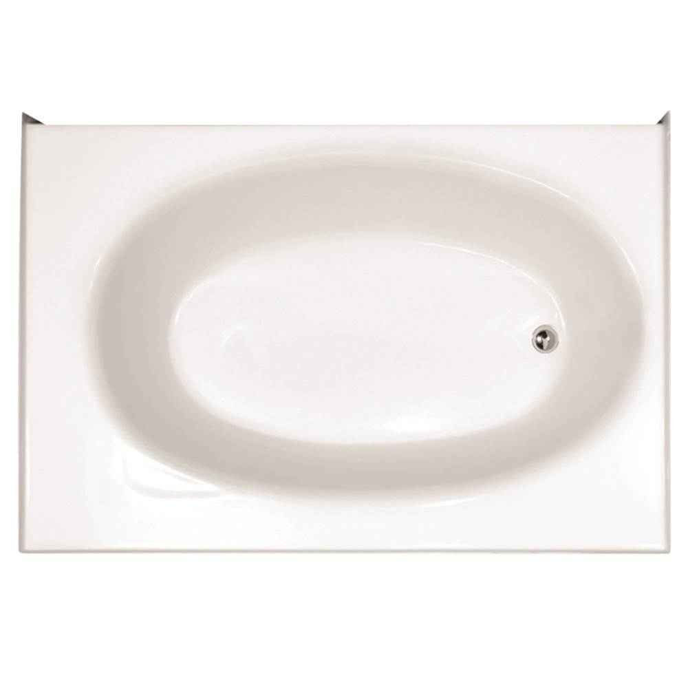 Hydro Systems Drop In Whirlpool Bathtubs item KON6036GWP-WHI-RH