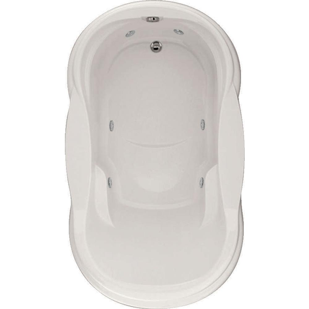 Hydro Systems Drop In Soaking Tubs item VAN7242ATO-WHI