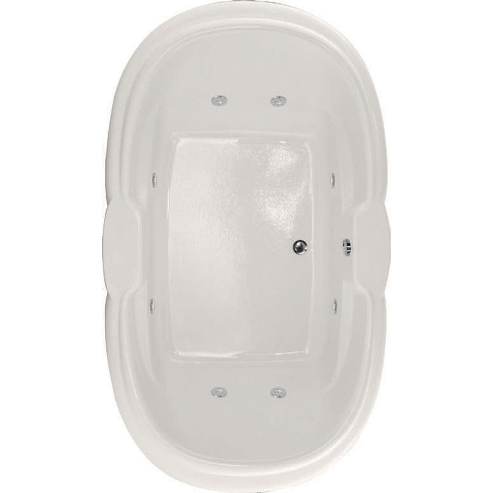 Hydro Systems Drop In Whirlpool Bathtubs item YVE7242AWP-BON