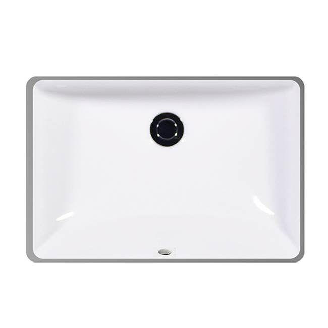 Icera Undermount Bathroom Sinks item L-2420.01