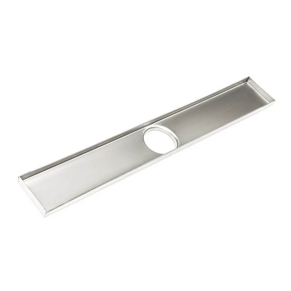 Infinity Drain Parts Shower Drains item XC 12548 SS