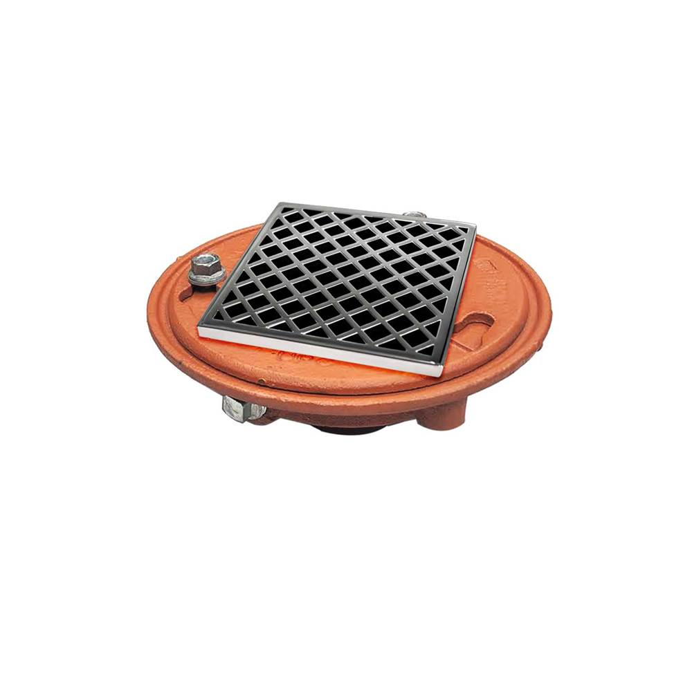 Infinity Drain Parts Shower Drains item XD 5-3I PS