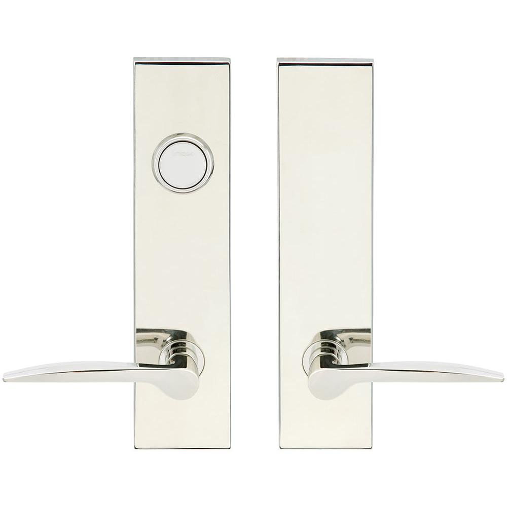 Inox Keyed Handle Sets item SF351EDP-32-RH