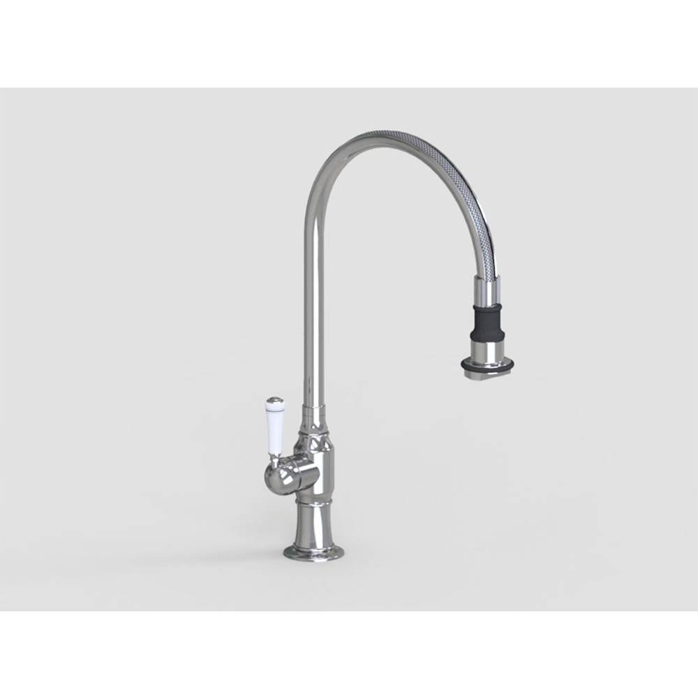 Jaclo Retractable Faucets Kitchen Faucets item 1074-WT-BSS