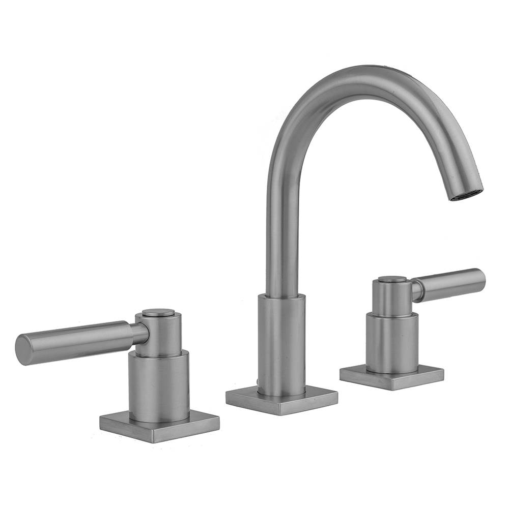 Jaclo Widespread Bathroom Sink Faucets item 8881-SQL-0.5-SDB