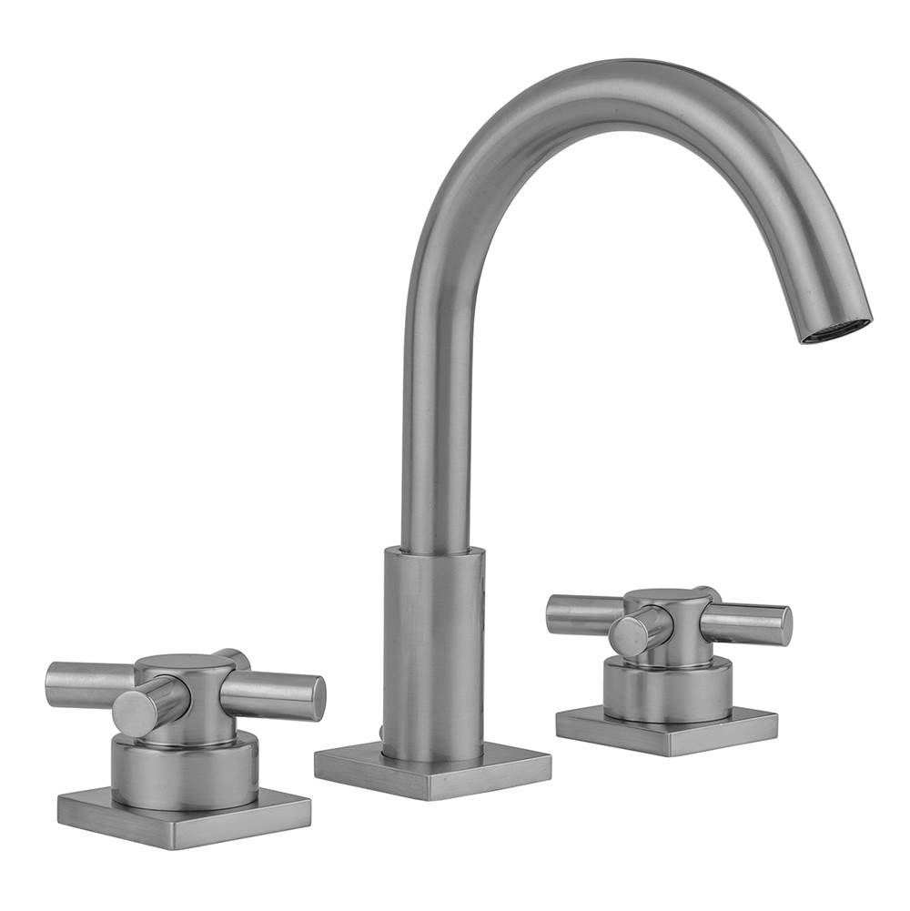 Jaclo Widespread Bathroom Sink Faucets item 8881-TSQ630-836-SDB