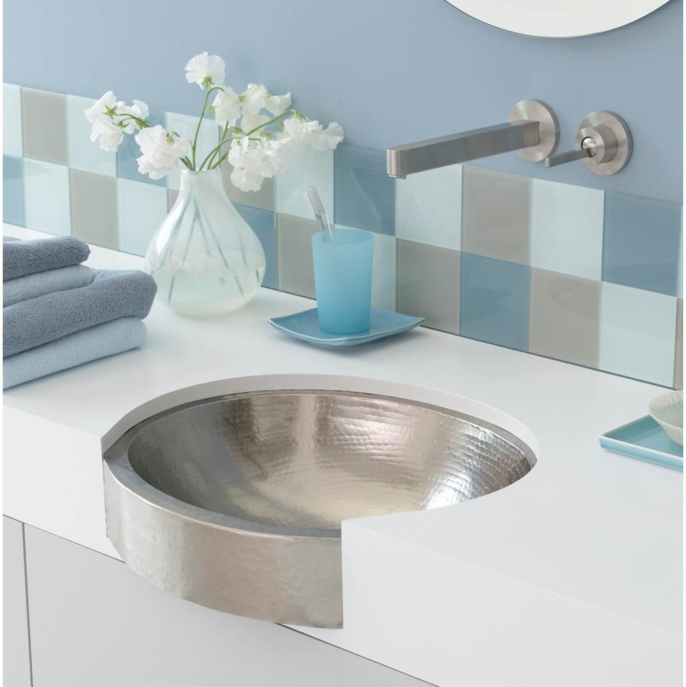 Native Trails CPS544 At Russell Hardware Plumbing Hardware Showroom In  Michigan Undermount Bathroom Sinks In A Decorative Brushed Nickel Finish ...